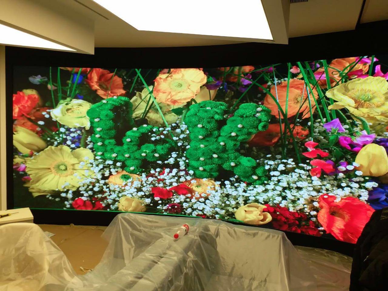 上海某展览馆